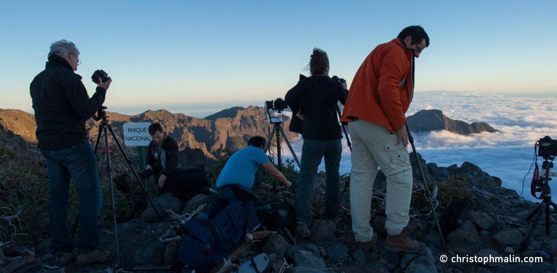 Astroexperiencia La Palma. Destino Starlight.